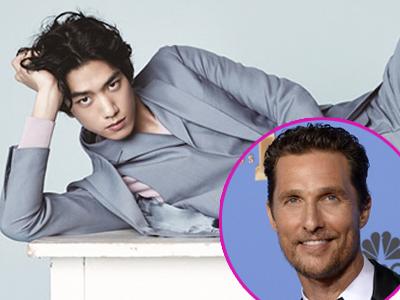 Model Sekaligus Aktor Yang Satu Ini Punya Mimpi Jadi Matthew McConaughey Korea?