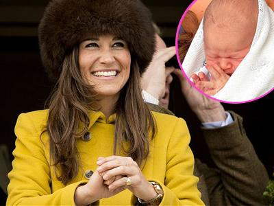 """Pippa Middleton: """"Aku Bahagia Menjadi Bibi"""""""
