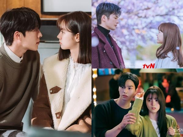 5 Couple Drama Korea 2021 yang Bikin Gemas