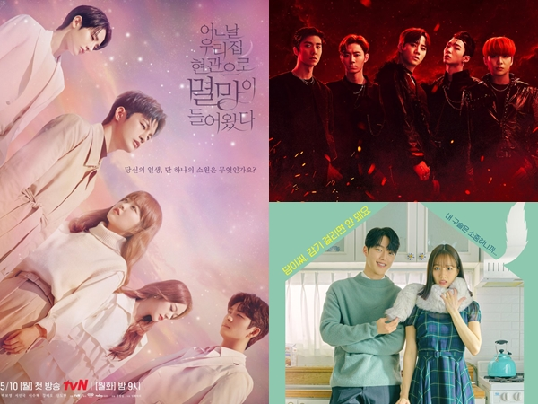 5 Drama Korea yang Tayang Bulan Mei