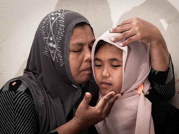 Keluarga Korban Tsunami Aceh Ini Kembali Bertemu Setelah 10 Tahun Terpisah