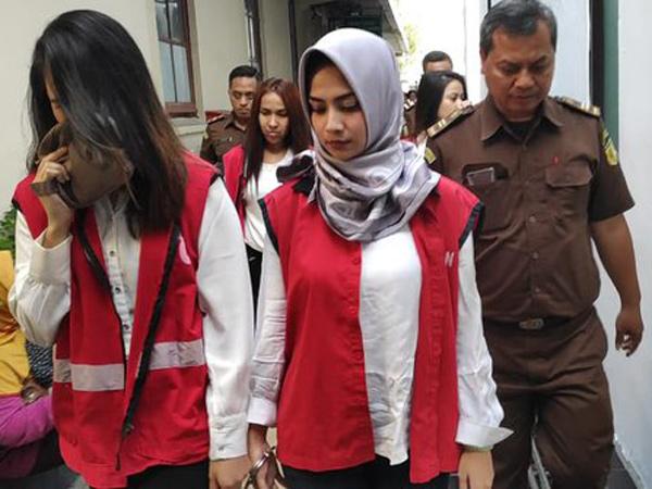Yakin Kasusnya Direkayasa, Vanessa Angel Tuntut 7 Penyidik Polda Jatim