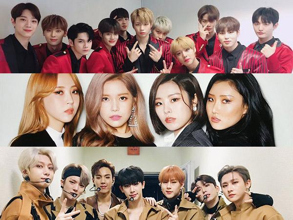 MAMA 2018 Umumkan Line Up Selanjutnya Beserta Kolaborasi Spesial dari Sederet Idola K-Pop