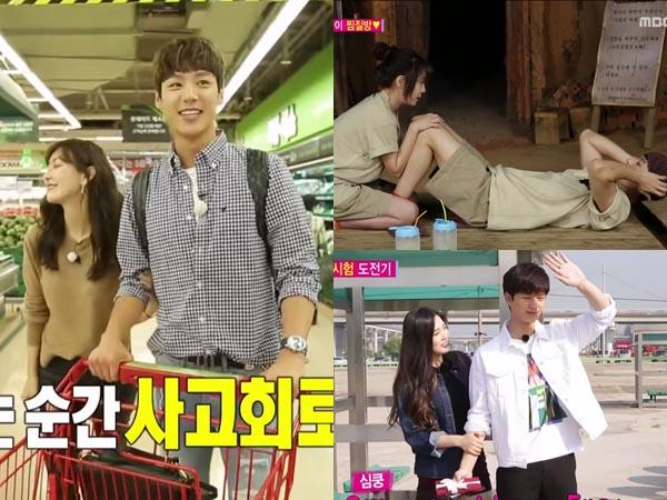 Sempat Tunda Tayang, Intip Episode Terbaru  'We Got Married' yang Makin Seru