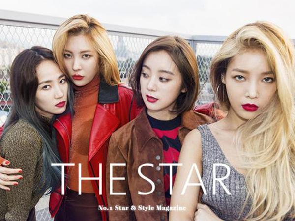 Wonder Girls Siap Gabung dengan Para Girl Group di Comeback Musim Panas!