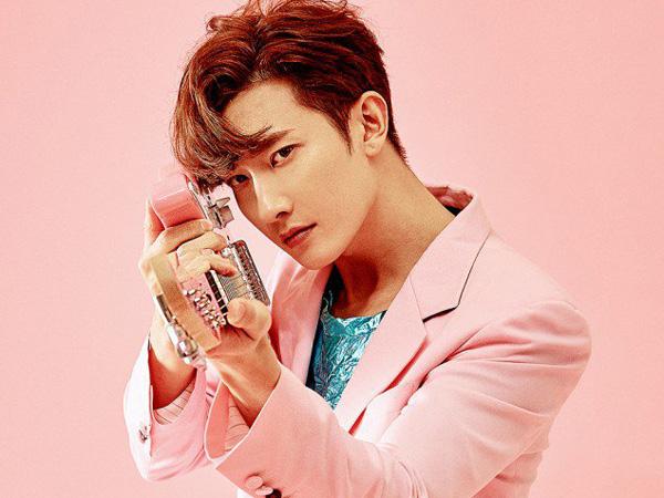 Siap Comeback Solo, Zhoumi Super Junior-M Tampil Serba Pink di Teaser Pertamanya