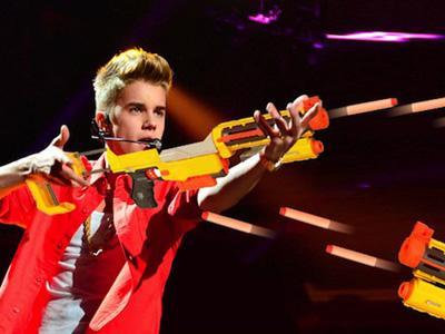 Gara-Gara Senjata Mainan, Justin Bieber Diperiksa Polisi