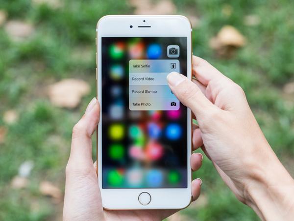 Lebih Canggih dari 3D Touch, Apple Kembangkan Smartphone yang Tak Perlu Disentuh
