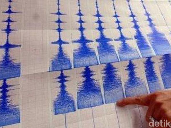 Gempa Kembali Terjadi di Banten, Guncangannya Terasa Hingga Wilayah Jakarta