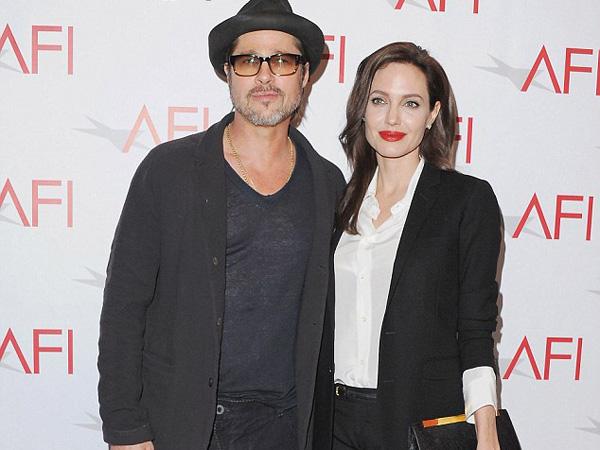 Rayakan Natal, Brad Pitt dan Angelina Jolie Liburan Romantis Ke Asia Tenggara