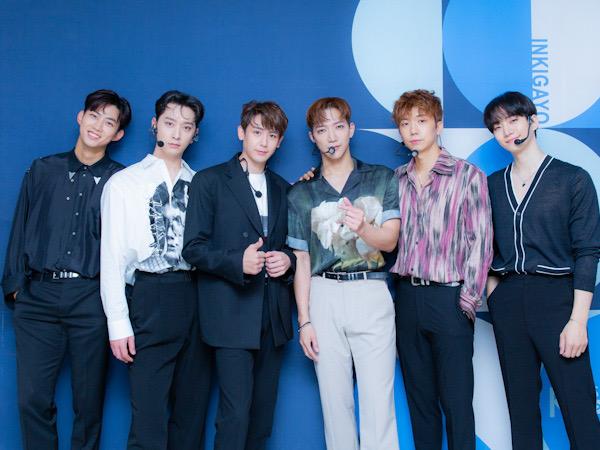 2PM Pecahkan Rekor Penjualan Album MUST