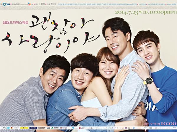 Wah, Ada Rahasia Dibalik Logo Drama 'It's Ok It's Love' ?