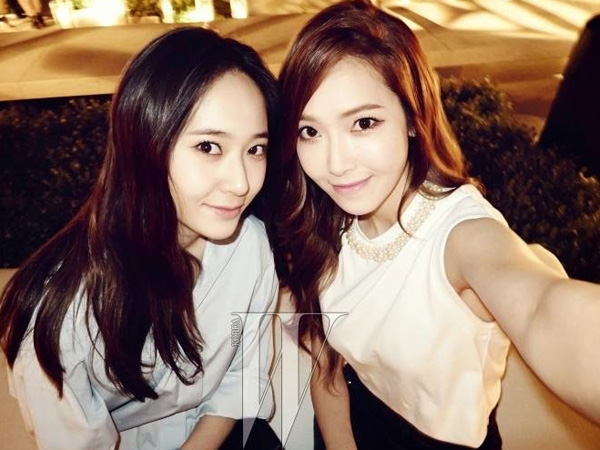 Jessica dan Krystal f(x) Sebenarnya Telah Persiapkan Album Duet?