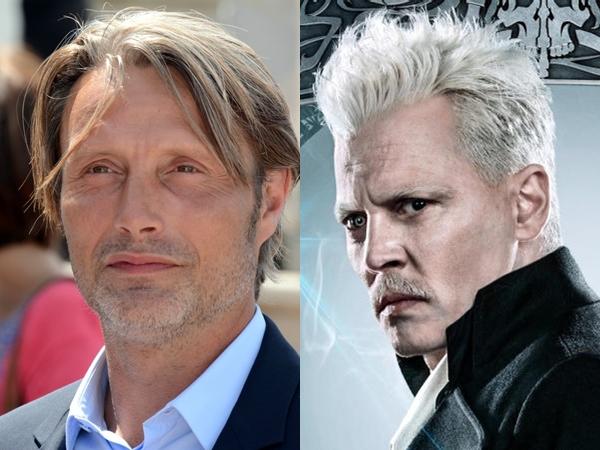 Sudah Fix, Mads Mikkelsen Gantikan Johhny Depp di 'Fantastic Beast 3'