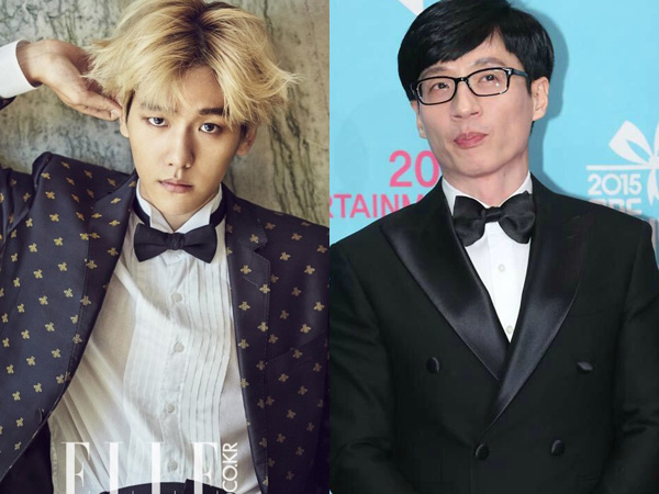 Baekhyun Ungkap Rasa Antusiasnya Jelang Kolaborasi EXO dan Yoo Jae Suk