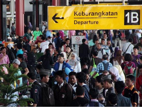 Hormati Hari Raya Nyepi, Bandara Soekarno-Hatta Tutup Penerbangan ke Bali