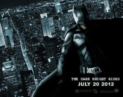 Bocoran Film The Dark Knight Rises di Internet