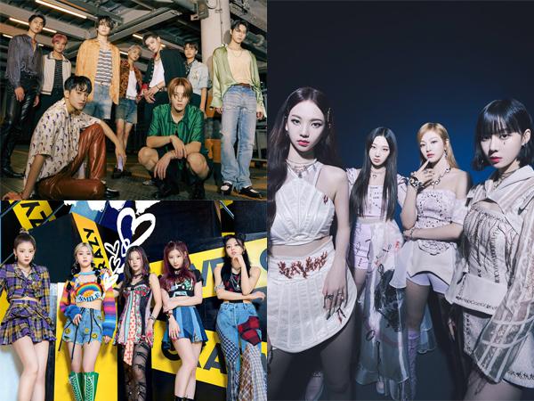 aespa Debut, Inilah Artis K-Pop yang Tempati Chart Billboard World Albums Minggu Ini