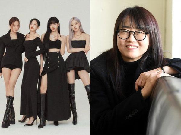 BLACKPINK dan Penulis Kim Eun Hee Masuk Daftar Wanita Berpengaruh di Dunia Hiburan Global