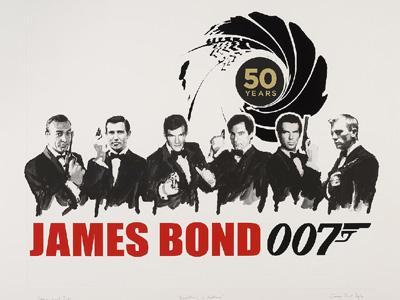 Academy Awards 2013 Siap Gelar Tribute to James Bond Ke-50