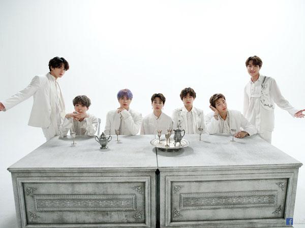 BTS Satu-satunya Artis Korea yang Masuk Daftar Album Terbaik 2020 Versi Rolling Stone