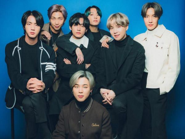 BTS Jadi Satu-satunya Artis Korea yang Masuk Daftar Global Album Chart 2019