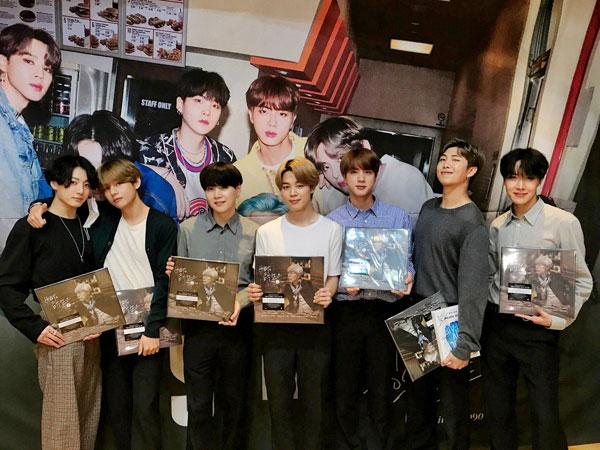 BTS Sebut Sosok Paling Berpengaruh dalam Bermusik dari yang Jauh Hingga Paling Dekat