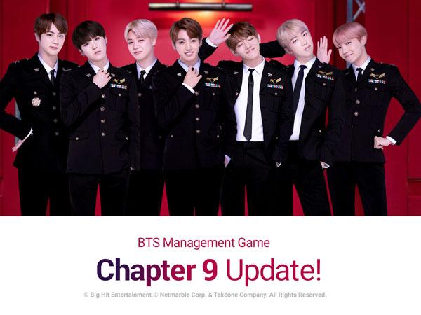 Intip Keseruan yang Ada di Update Terbaru Game BTS WORLD!