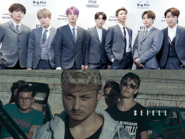 Dituduh Plagiat Lagu 'Fake Love', Penyanyi Asal Italia Ini Justru Mengaku Tidak Kenal BTS