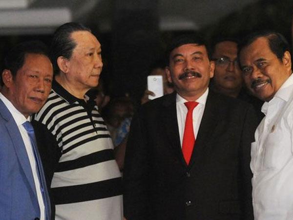 Tiba di Bandara Halim Perdanakusuma, Buronan BLBI Disambut Jaksa Agung di Ruang VIP