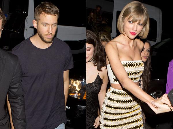 Calvin Harris Ungkap Terima Kasih untuk Taylor Swift, Apa Alasannya?