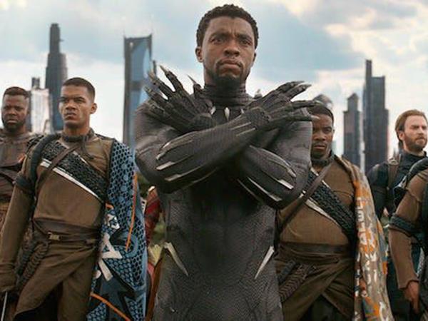 Duka Avengers atas Kepergian Chadwick Boseman