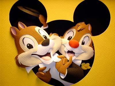 Wah, Disney Garap Film Animasi 'Chipmunk' Versi Live Action?