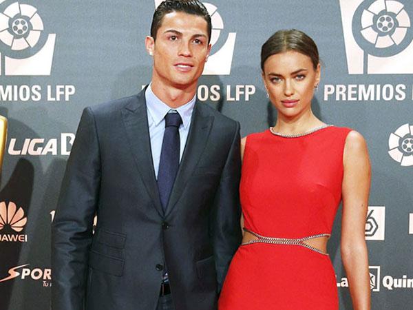 Hubungannya Dinilai Harmonis, Cristiano Ronaldo dan Irina Shayk Malah Putus?
