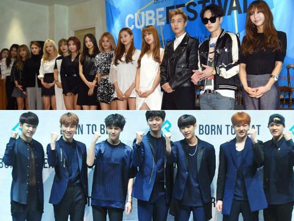 Duh, Cube Entertainment Alami Kerugian Hingga Puluhan Miliar di Semester Awal 2015?