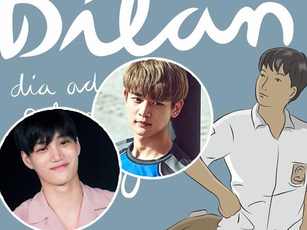 Jika Diambil dari Idola K-Pop, Siapa Ya yang  Kira-kira Cocok Perankan Dilan?