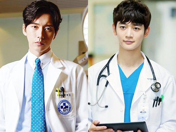 Deretan Dokter Terseksi di K-Drama yang Bikin Jatuh Hati (Part 2)