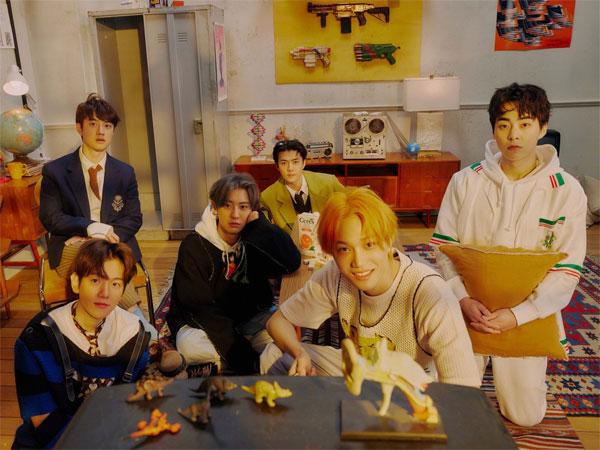 Album Baru EXO Resmi Dapat Predikat 'Million Seller'