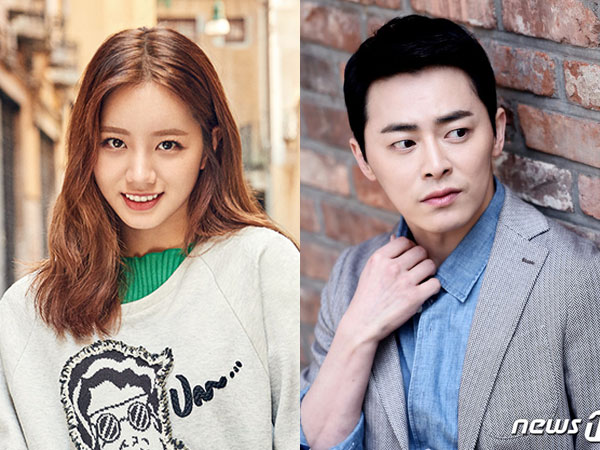 Hyeri Girl's Day Dikonfirmasi Jadi Pasangan Jo Jung Suk di Drama 'Two Cops'!
