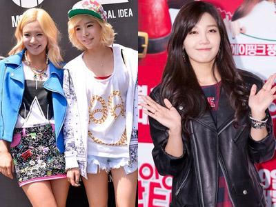 Ini yang Dikhawatirkan Hyoyeon, Sunny SNSD, dan Eunji A Pink Saat Tampil di Panggung
