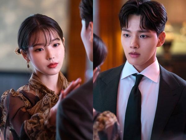 Dengan Ekspresi Datar, IU Mampu Buat Yeo Jin Goo Ketakutan di Drama Baru tvN 'Hotel del Luna'