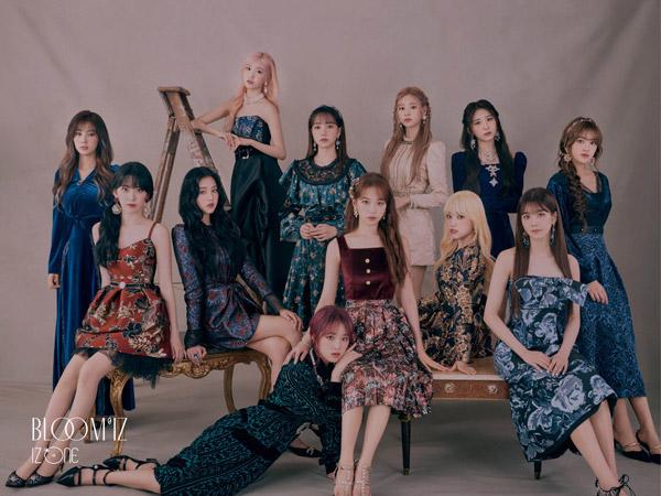 Dua Kali Lipat dari TWICE, IZ*ONE Pecahkan Rekor Baru Penjualan Album Girl Group
