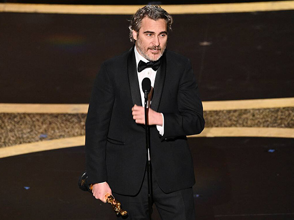 Joaquin Phoenix Jadi Aktor Terbaik, Ini Daftar Lengkap Pemenang Oscar 2020