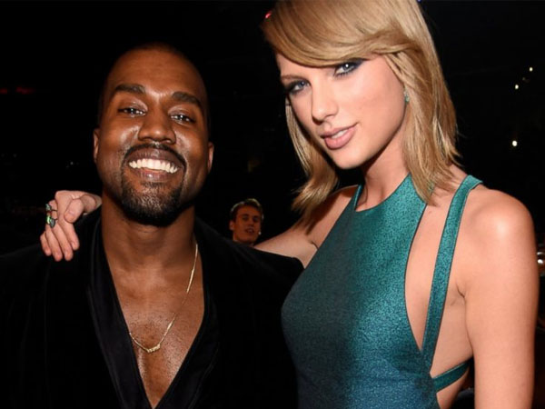 Taylor Swift Akan Jadi Wakil Kanye West di Pencalonan Presiden AS?