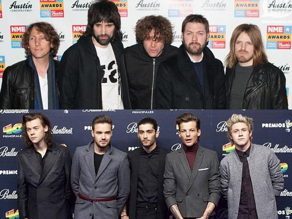 Duh, Band Rock Ini Sebut One Direction akan Bubar Karena Gunakan Obat Terlarang?