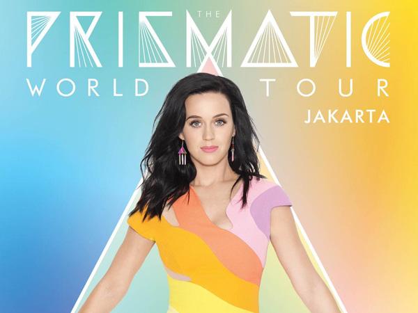 Katy Perry Dikonfirmasi akan Gelar Konser di Jakarta Mei Mendatang!