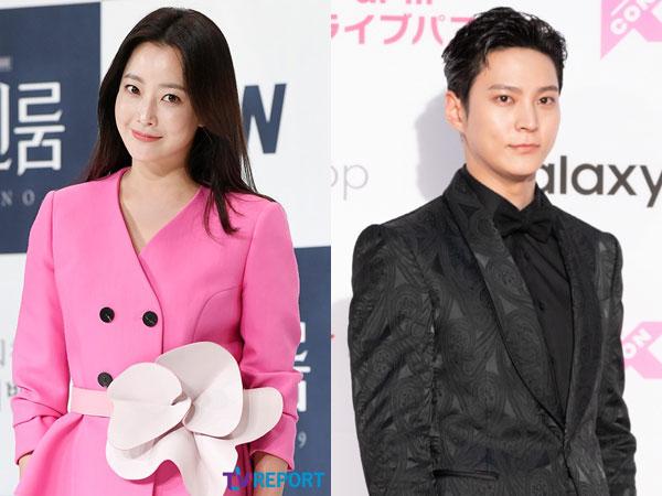 Kim Hee Sun Dikabarkan Jadi Pasangan Joo Won dalam Drama Baru SBS