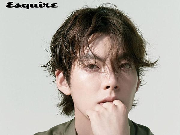Kim Woo Bin Ungkap Perasaan Bisa Comeback Akting dan Keunikan Visualnya