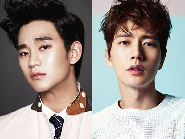 Setelah 'Rebutan' Jun Ji Hyun, Kim Soo Hyun & Park Hae Jin Rebutan Peran Dalam Drama?