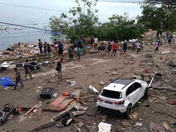 Kabar Terkini dan Kondisi Jenazah Korban Gempa-Tsunami Sulteng yang Ditemukan di Beberapa Tempat